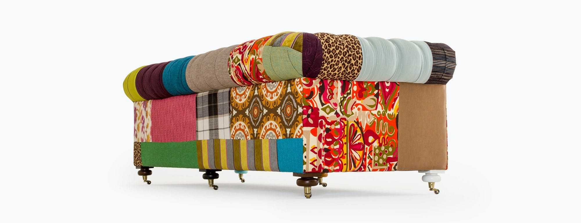 Liam Patchwork Sofa Joybird : hero liam patchwork sofa 4 from joybird.com size 2000 x 770 jpeg 118kB